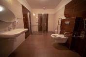 Apartmán (bezbariérová koupelna a WC, WiFi a TV)