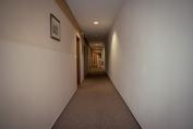Chodba k pokojům